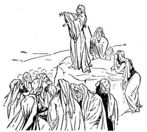 Jesus, The Sermon on the Mount