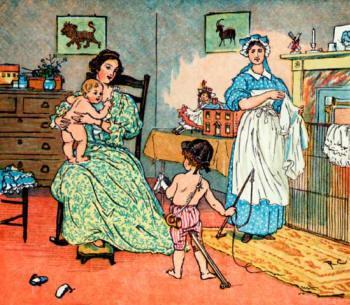 Baby Bunting Nursery Rhyme